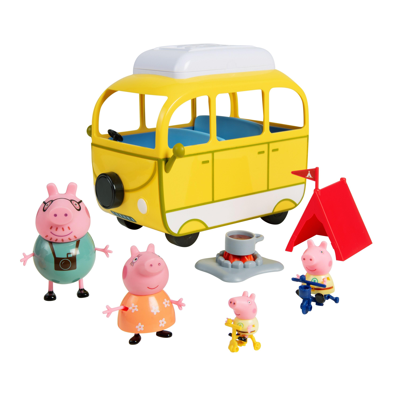 Игровой набор Peppa Pig Пеппа на пикнике