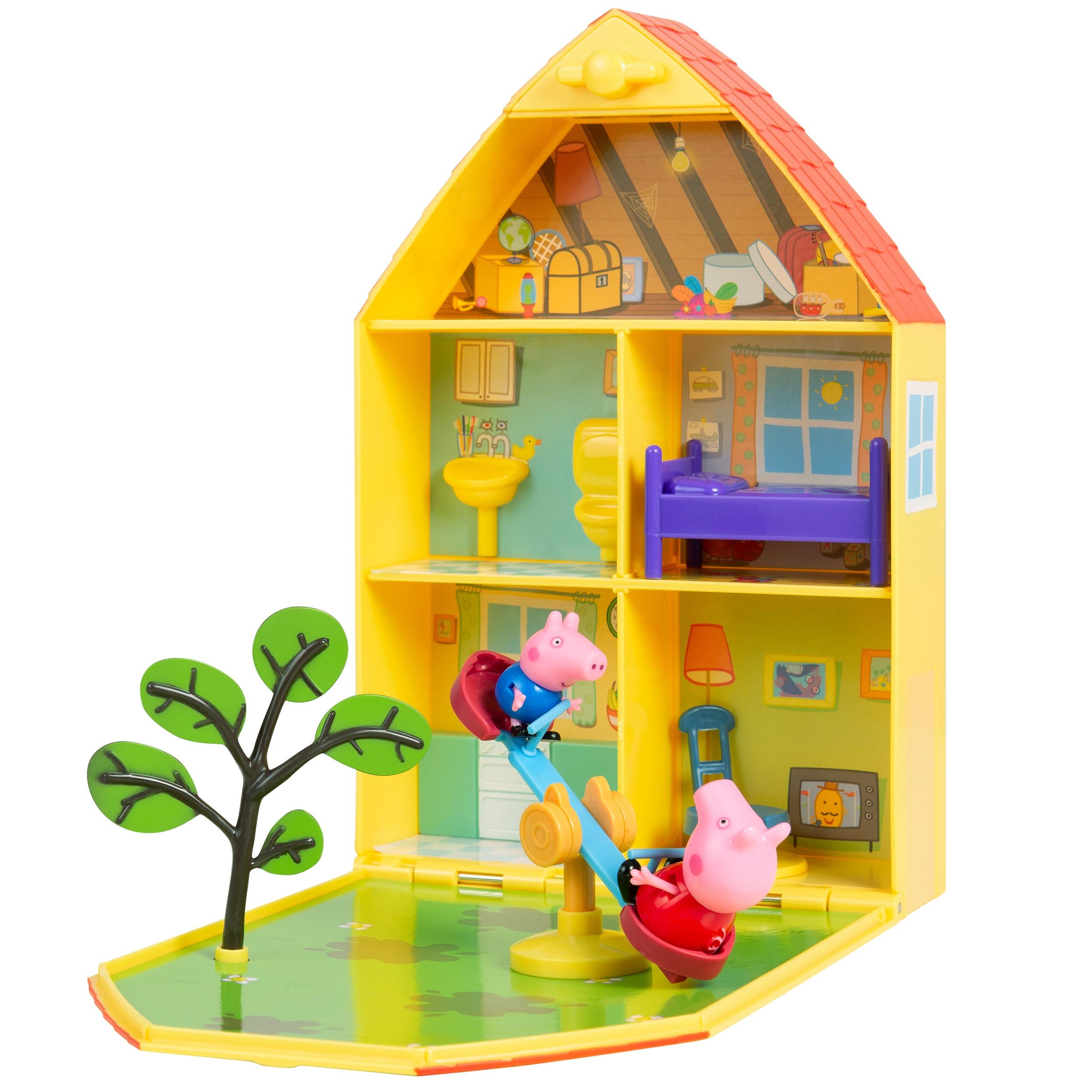 Игровой набор Peppa Pig Пеппа на даче