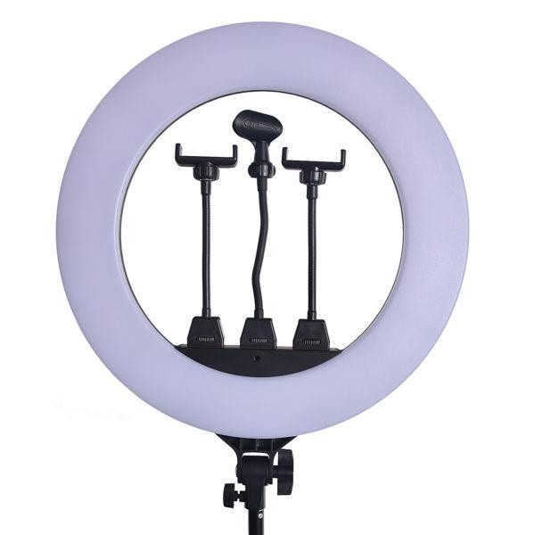 Кольцевая лампа Okira LED Ring ZBR 480,