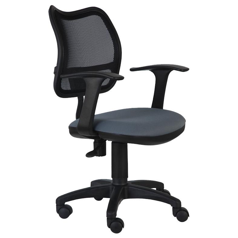 Офисное кресло Бюрократ CH-797AXSN/26-25, серый/черный фото