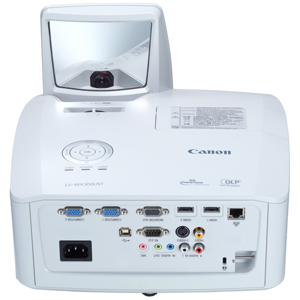 Видеопроектор Canon LV-WX300UST