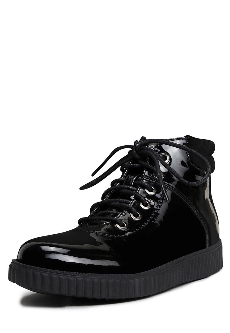 Купить K8005MH-2B, Ботинки детские T.Taccardi, цв.черный р.34,