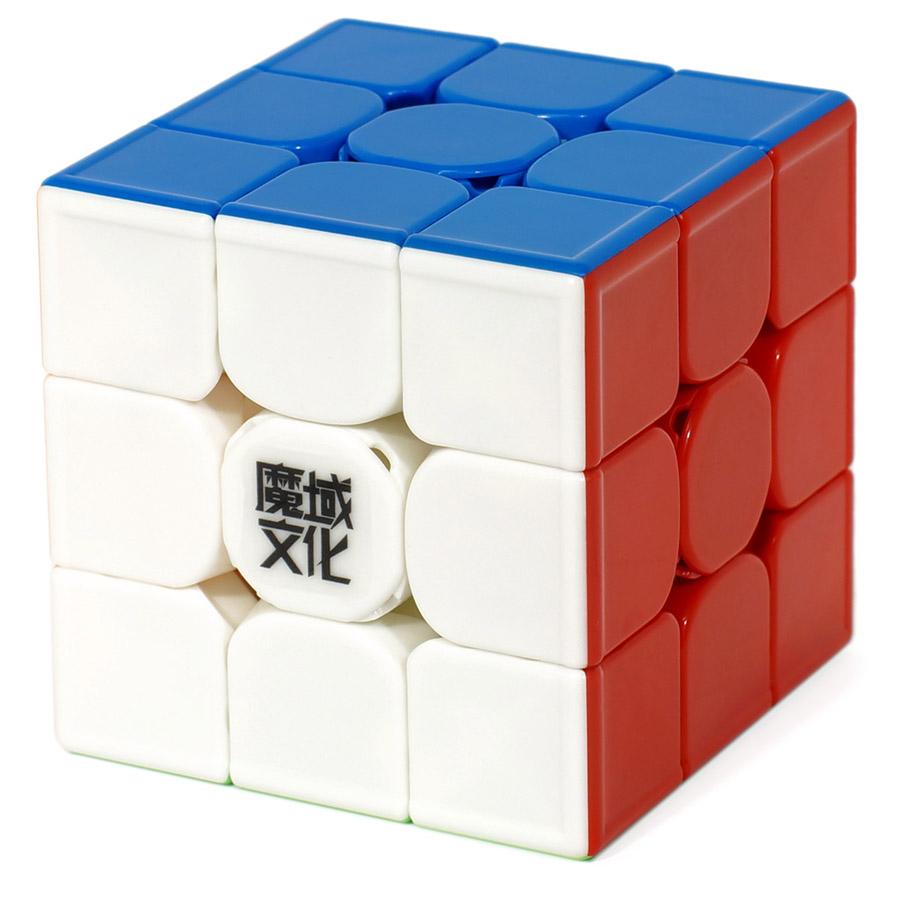 Головоломка кубик Moyu 3x3x3 Weilong WR 3.47s,