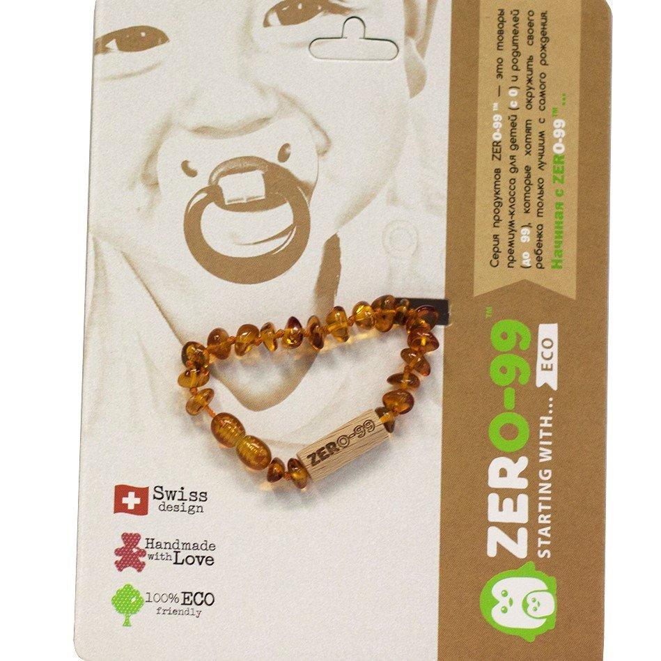 Браслет для детей ZerO 99 из натурального