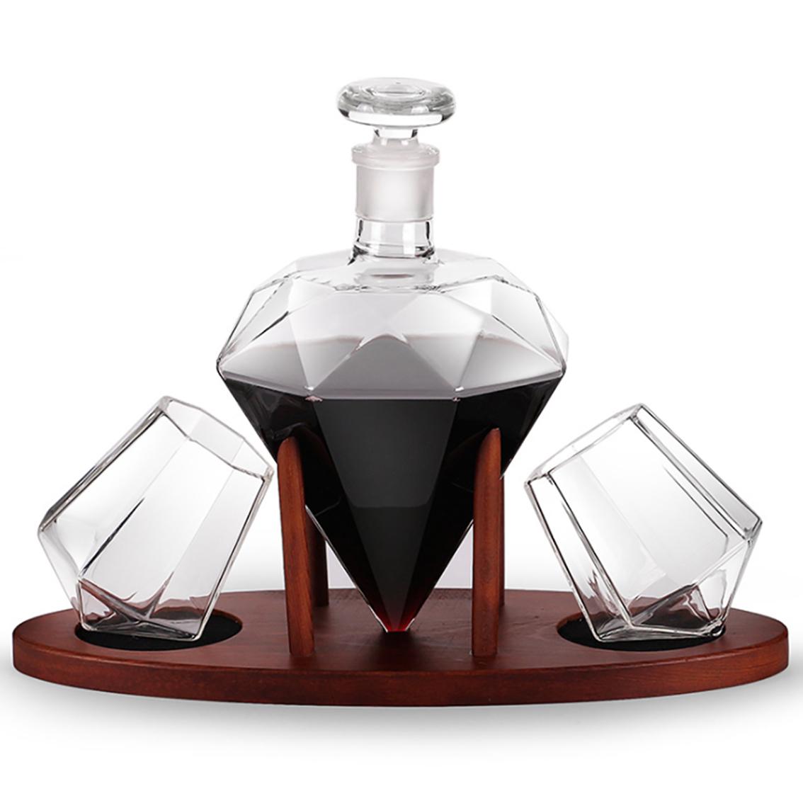 Декантер для виски Adam Franklin набор