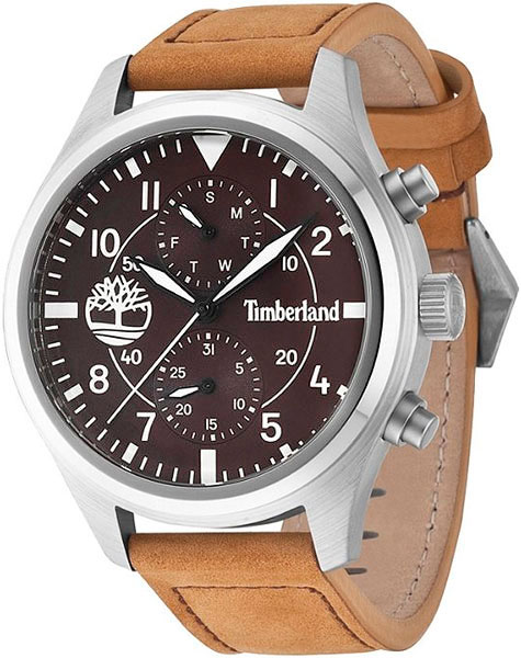 Наручные часы кварцевые мужские Timberland TBL.14322JS