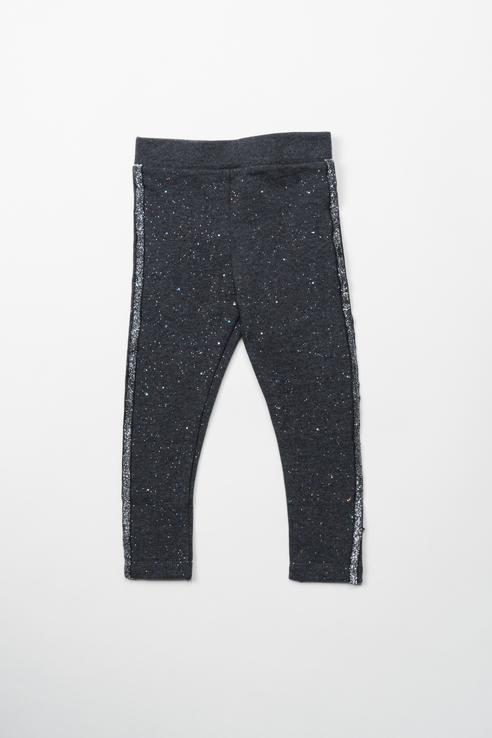 брюки для девочки 3pommes, цв.серый, р