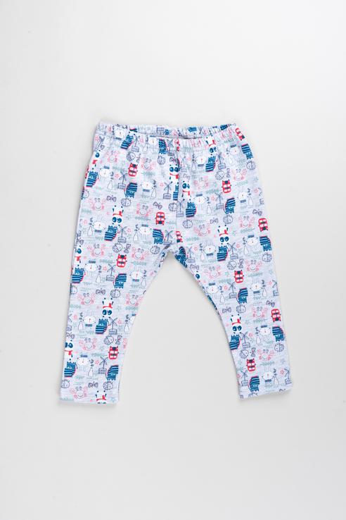 Купить ABR-120D, Брюки для девочки Artie, цв.серый, р-р 68, Детские брюки и шорты