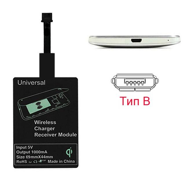 Беспроводное зарядное устройство InnoZone REMUType-B