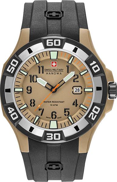 Наручные часы кварцевые мужские Swiss Military Hanowa 06-4292 фото
