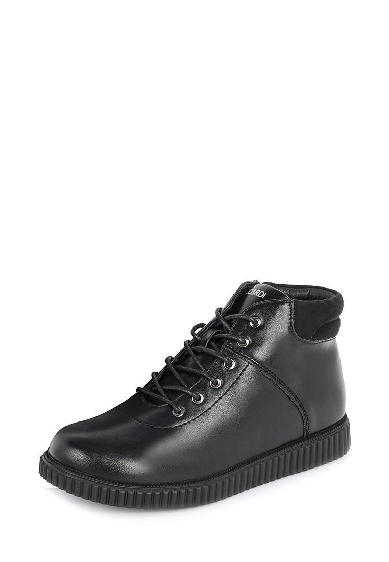Купить K8005MH-2BK, Ботинки детские T.Taccardi, цв.черный р.36,