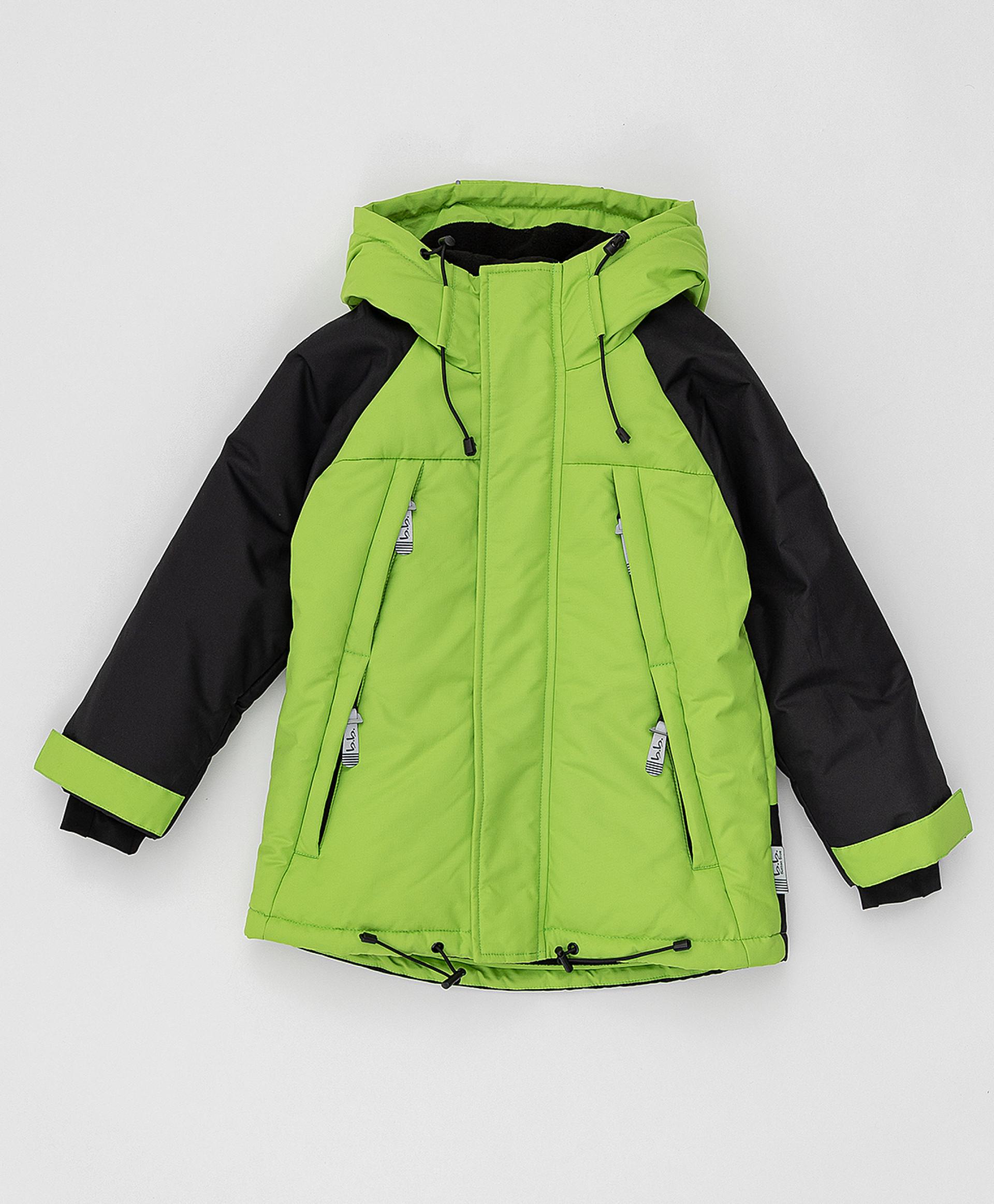 Купить Демисезонная куртка Active Button Blue 220BBBA41025500, размер 128,