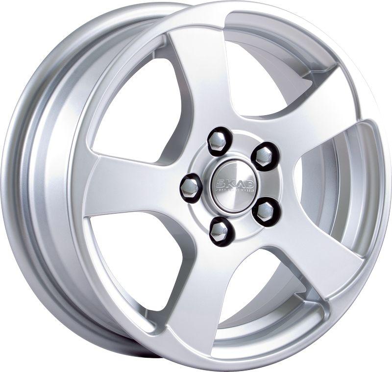 Колесный диск СКАД Акула 6xR16 5x114.3 ET54 DIA67.1 фото