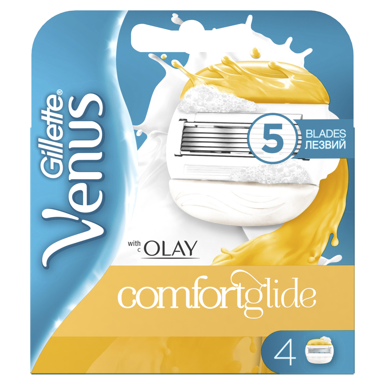 Сменный блок для бритвы Gillette Venus