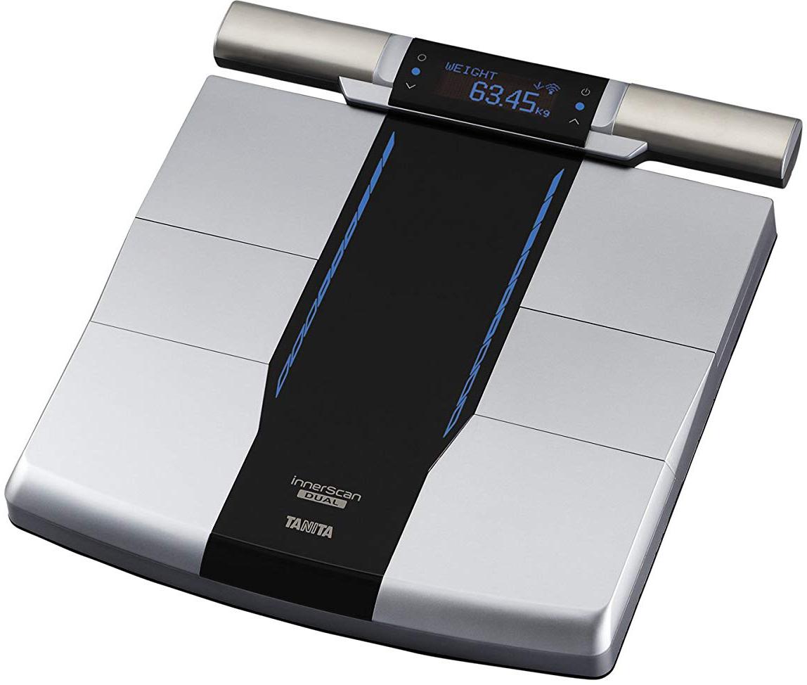 Весы напольные Tanita RD-545 Silver