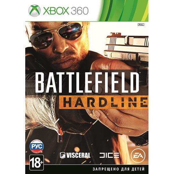 Игра Battlefield Hardline для Xbox 360
