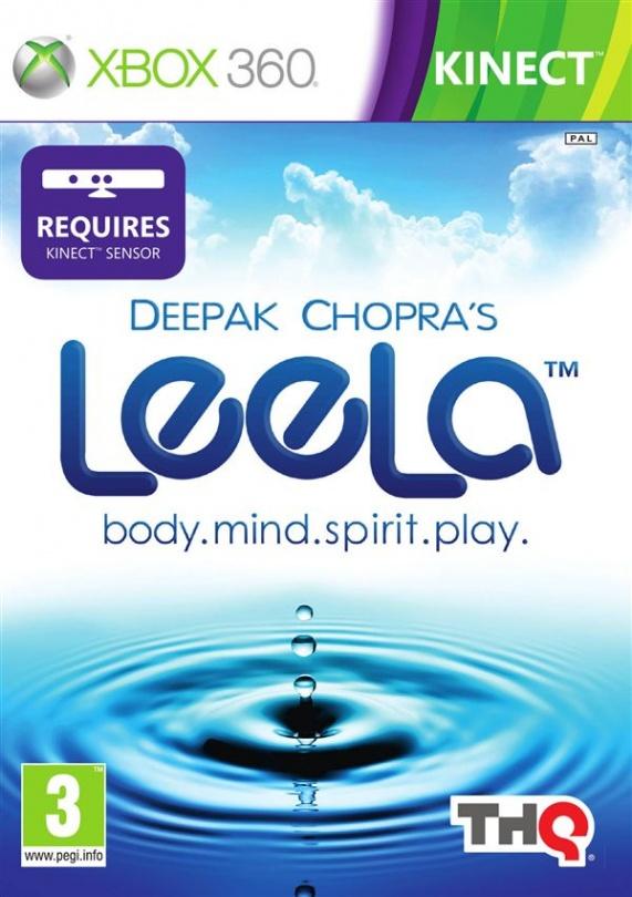 Игра Deepak Chopra's Leela (для Kinect)