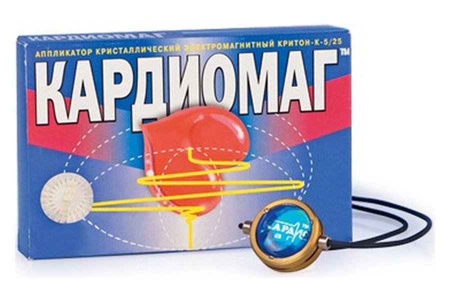Аппликатор электромагнитный Невотон Критон К (Кардиомаг)