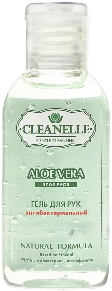 Гель для рук антибактериальный Cleanelle, 60