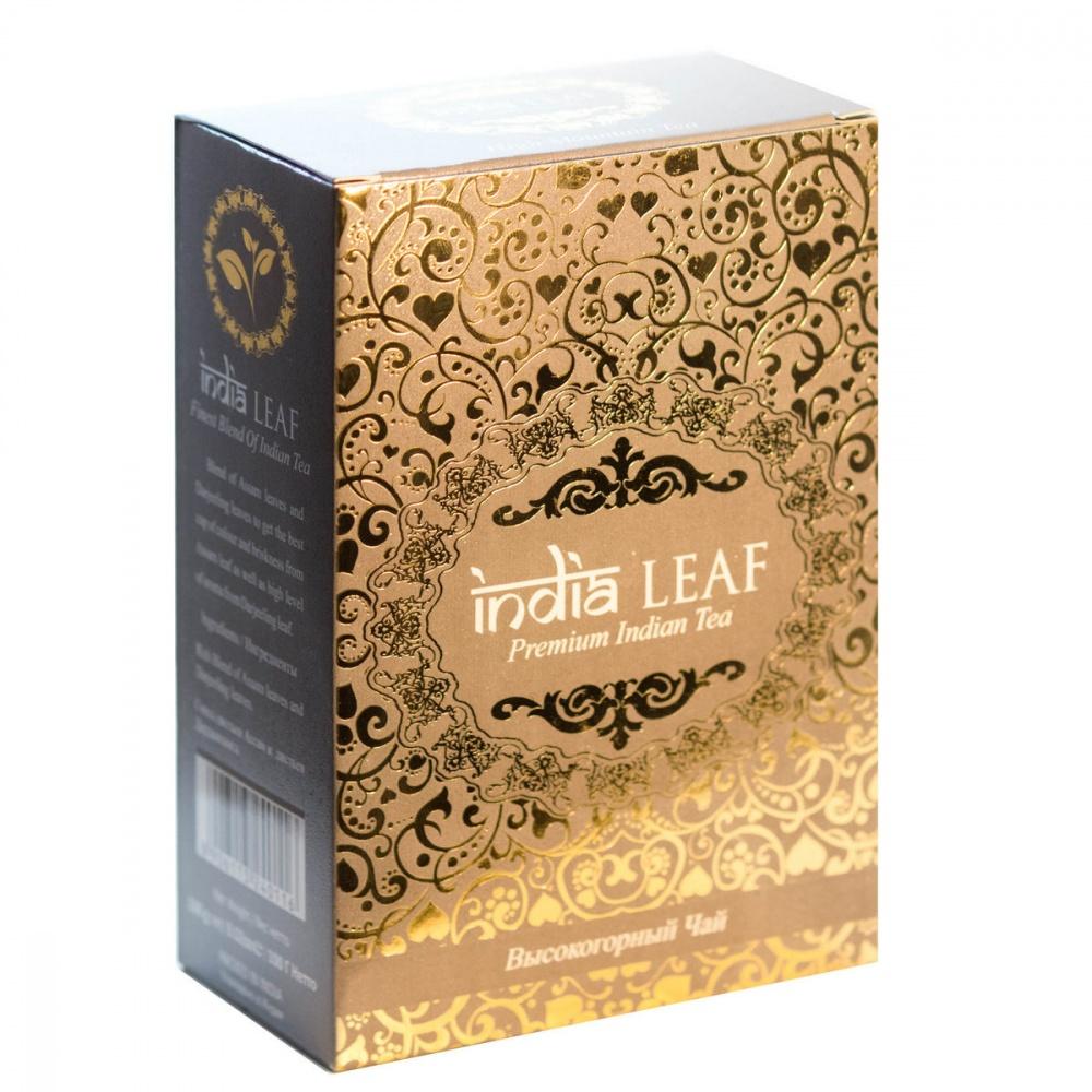 Чай India leaf \