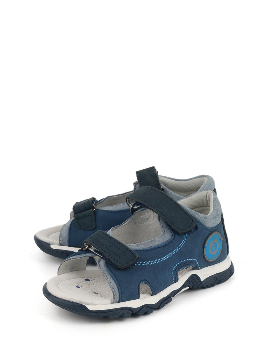 Купить AL 2230, Сандалии детские Antilopa, цв. синий р.30, Детские босоножки и сандалии