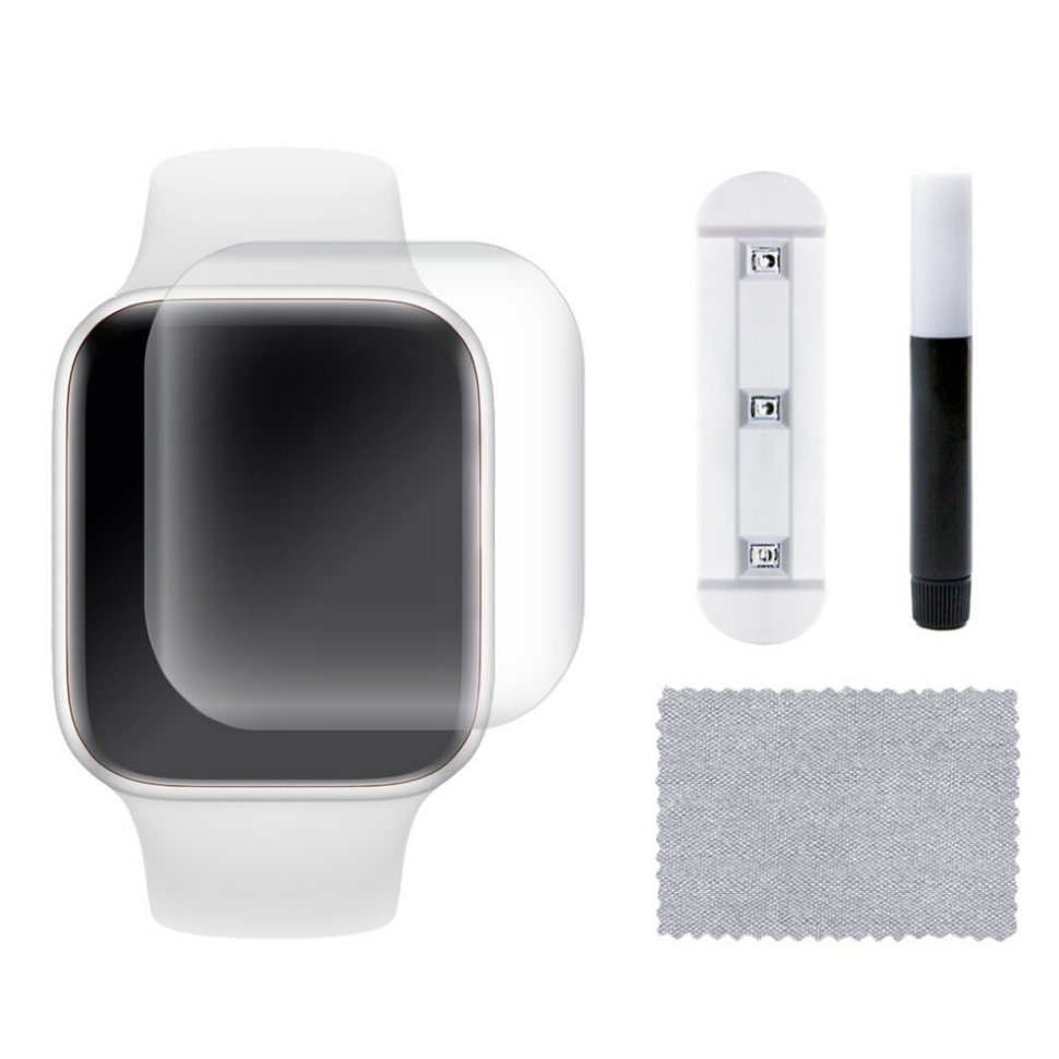 Защитное стекло UV Glass для Apple Watch
