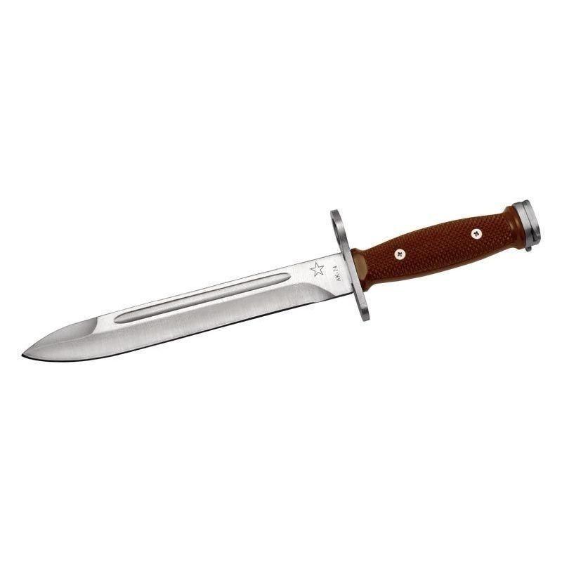 Туристический нож Viking Nordway AK-74 черный