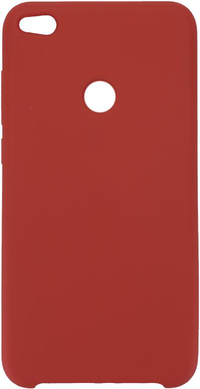 Чехол для Huawei honor 8 lite/p8 lite/p9 lite/gr3 2017 Red