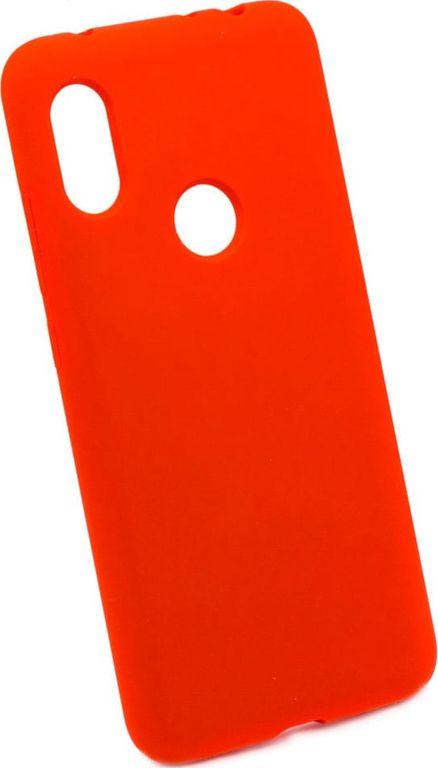 Чехол для Xiaomi Red Mi Note 6 Red