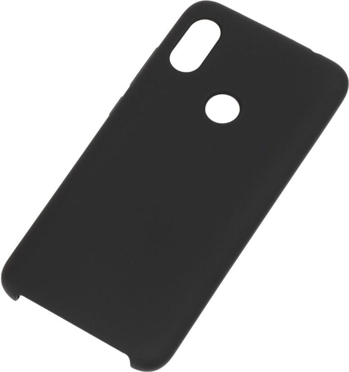 Чехол для Xiaomi Red Mi Note 6 Black