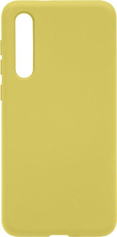 Чехол для Xiaomi Mi CC9/A3 Yellow