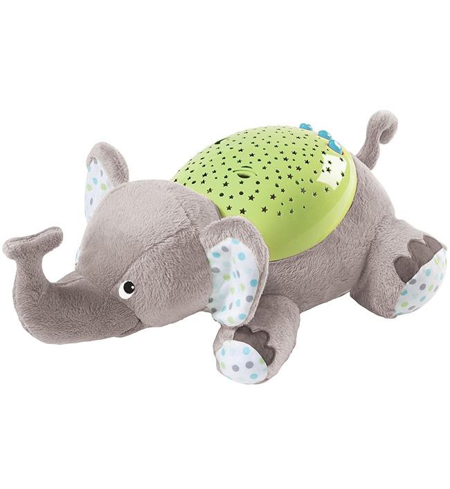 Купить Summer Infant Светильник-проектор звездного неба Elephant серый,