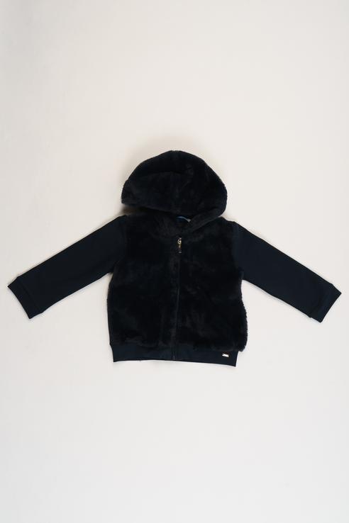 Купить 2498, Куртка Mayoral для девочек, цв. синий, р-р 74, Куртки для девочек