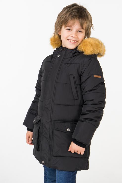 Пальто зимнее Button Blue для мальчиков,