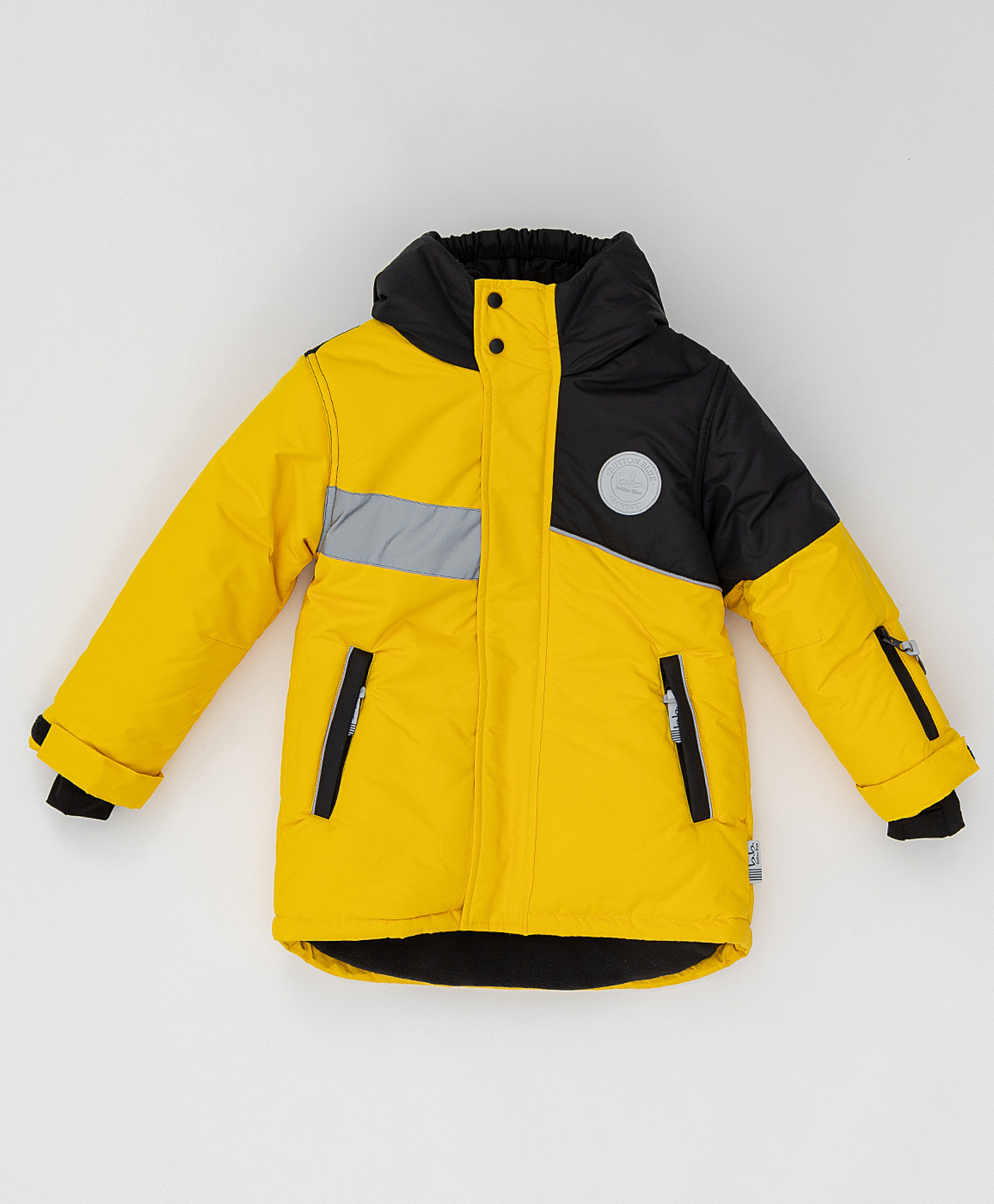 Зимнее пальто Active Button Blue 220BBBA45012700, размер