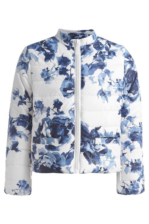 Купить 11907GJC4101, Куртка Gulliver для девочек, цв. белый, р-р 140,