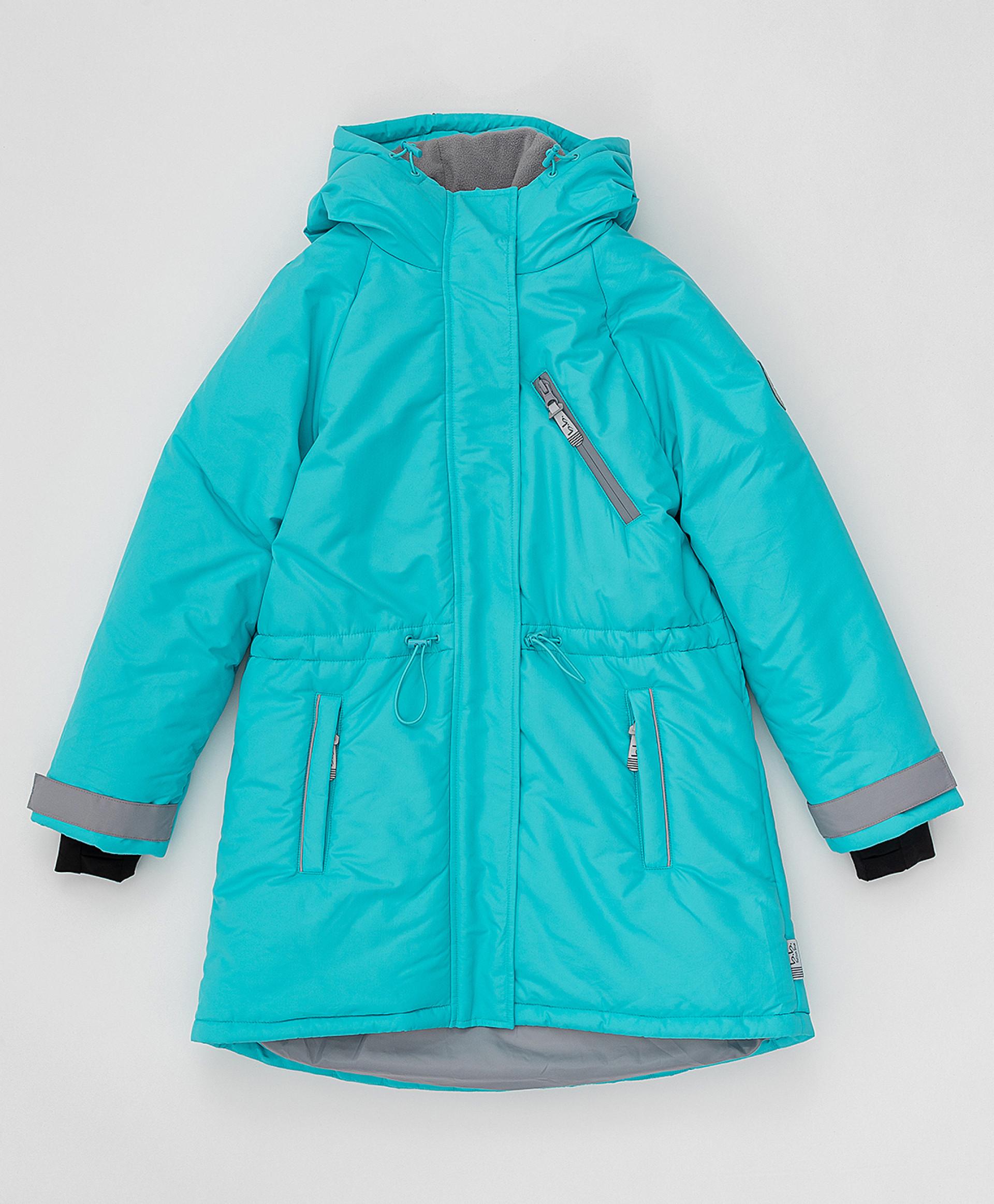 Купить Зимнее пальто Active Button Blue 220BBGA45021800, размер 140,