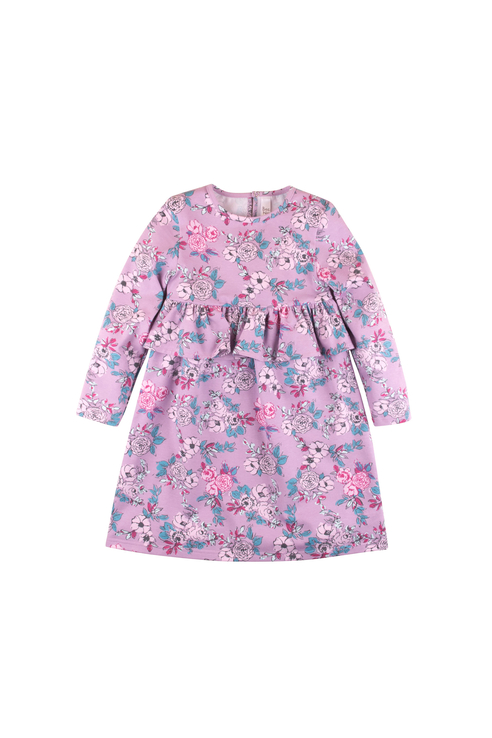 Платье Bossa Nova для девочек, цв. фиолетовый, р-р 116