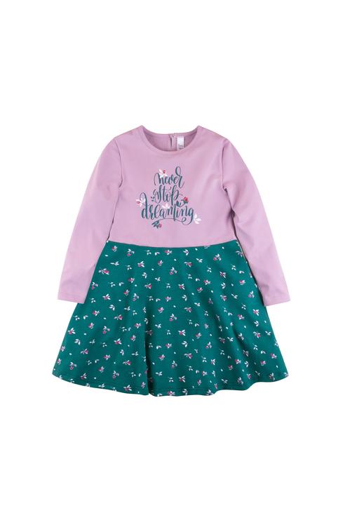 Платье Bossa Nova для девочек, цв. фиолетовый, р-р 122