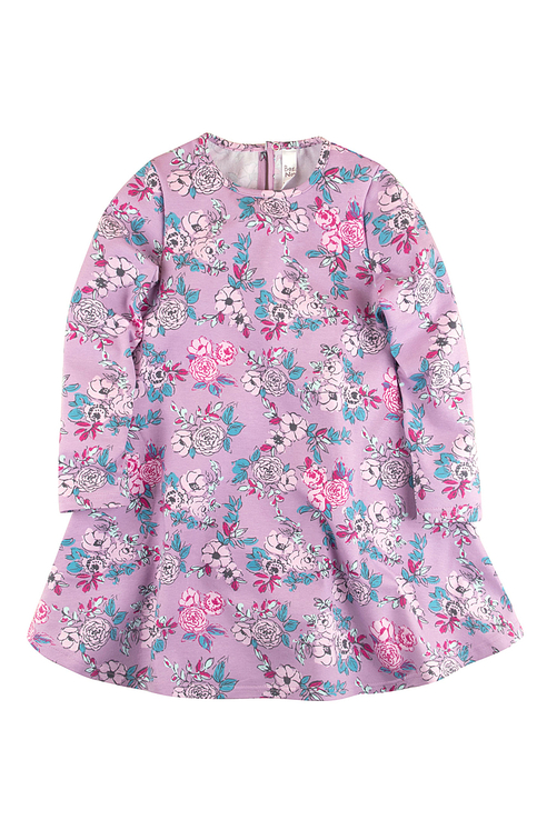 Платье Bossa Nova для девочек, цв. фиолетовый, р-р 98