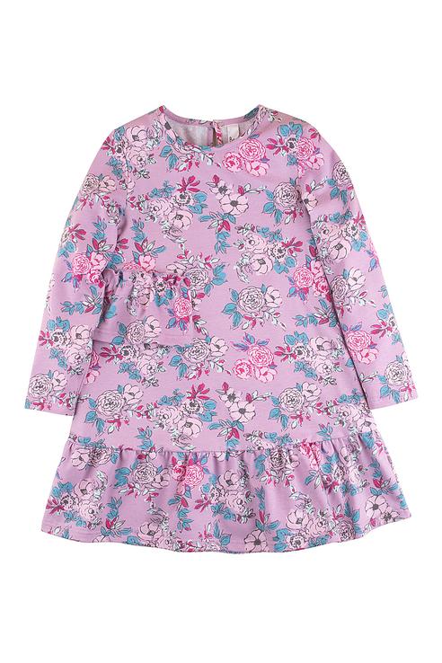 Платье Bossa Nova для девочек, цв. фиолетовый, р-р 104