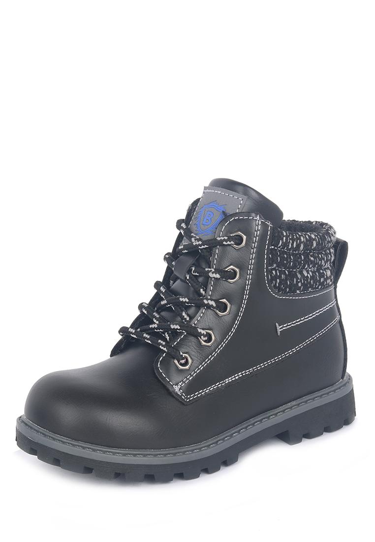 Купить XDB19AW-13, Ботинки детские Biker, цв.черный р.29,