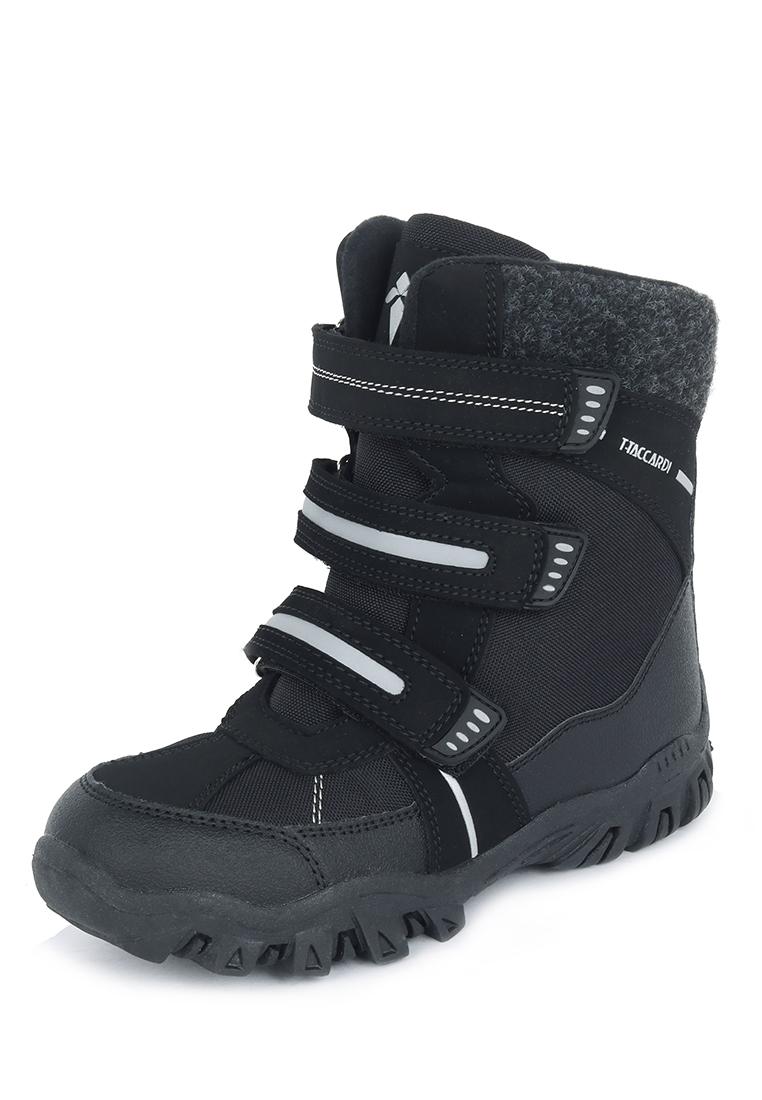 Ботинки детские T.Taccardi, цв.черный р.30 YL19AW-48A