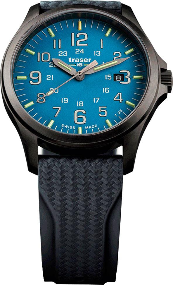 Наручные часы кварцевые мужские Traser TR_108747