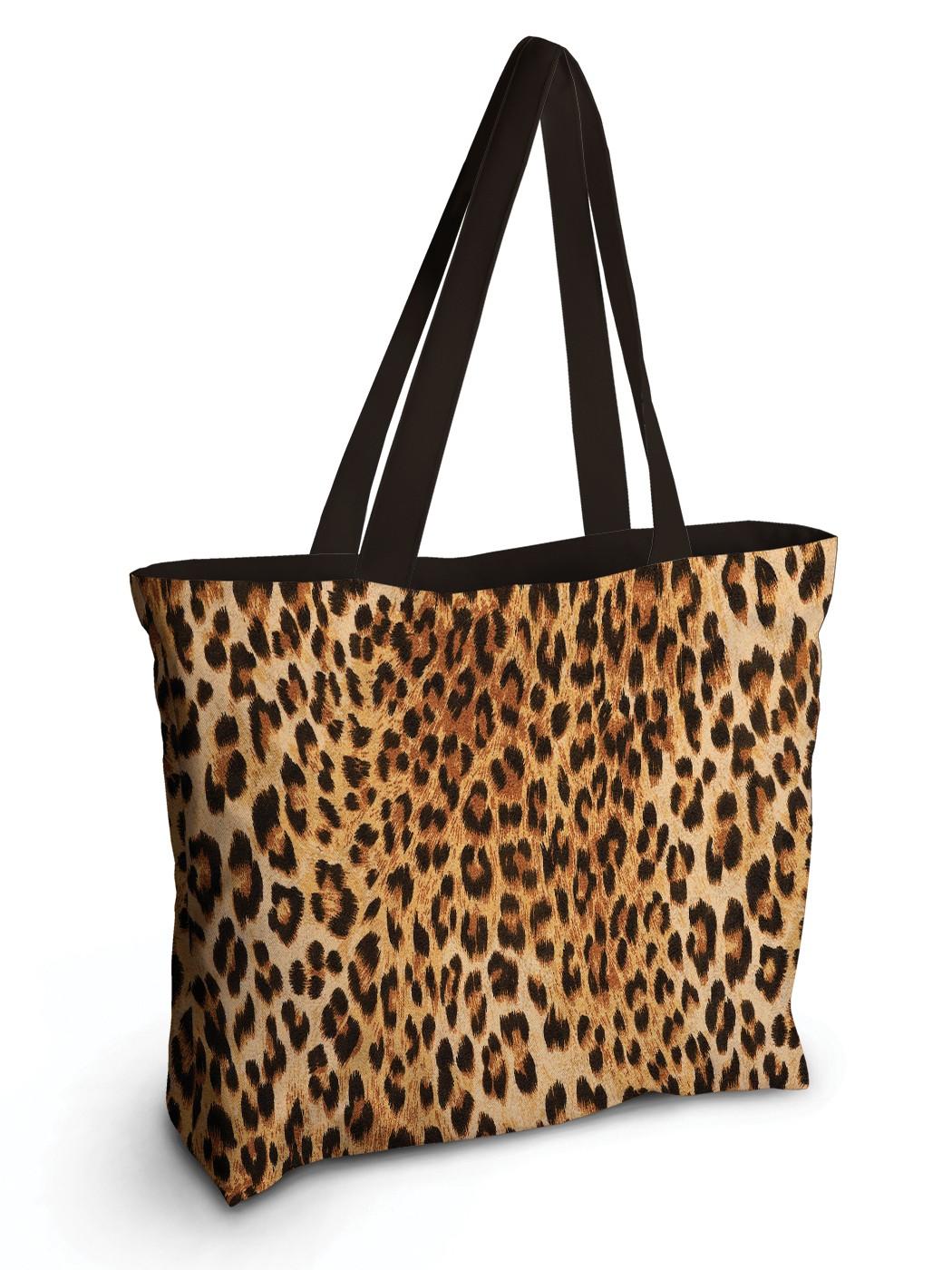 Спортивная сумка JoyArty bsz_14069 классический леопард