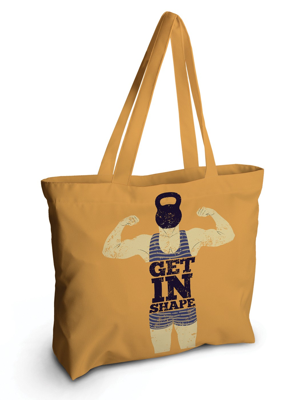 Спортивная сумка JoyArty bsz_20830 будь в форме