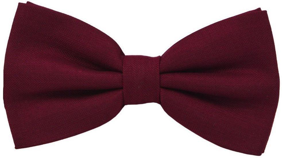Детский галстук-бабочка 2beMan MGB022красный