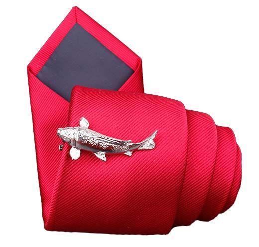 Зажим для галстука 2beMan TC066 серебристый