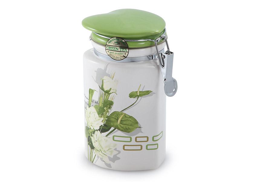 Чай зеленый Kwinst зеленый сад крупнолистовой 150 г фото