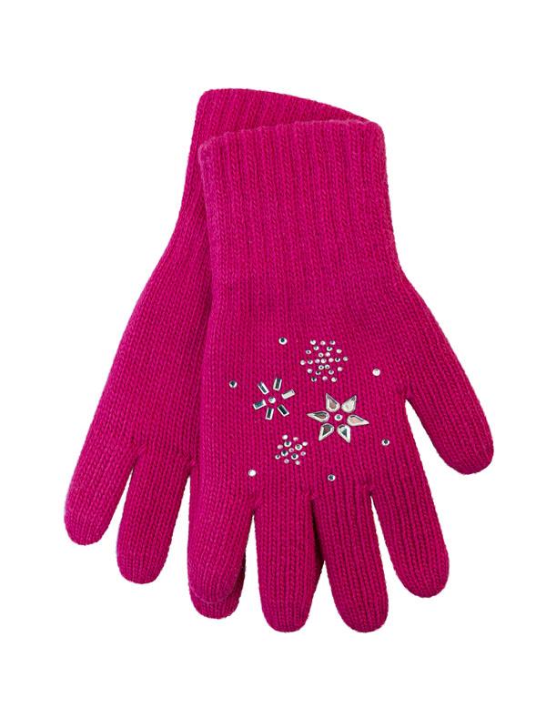 перчатки aleksa pc-6, р-р m 16 цв. вишневый